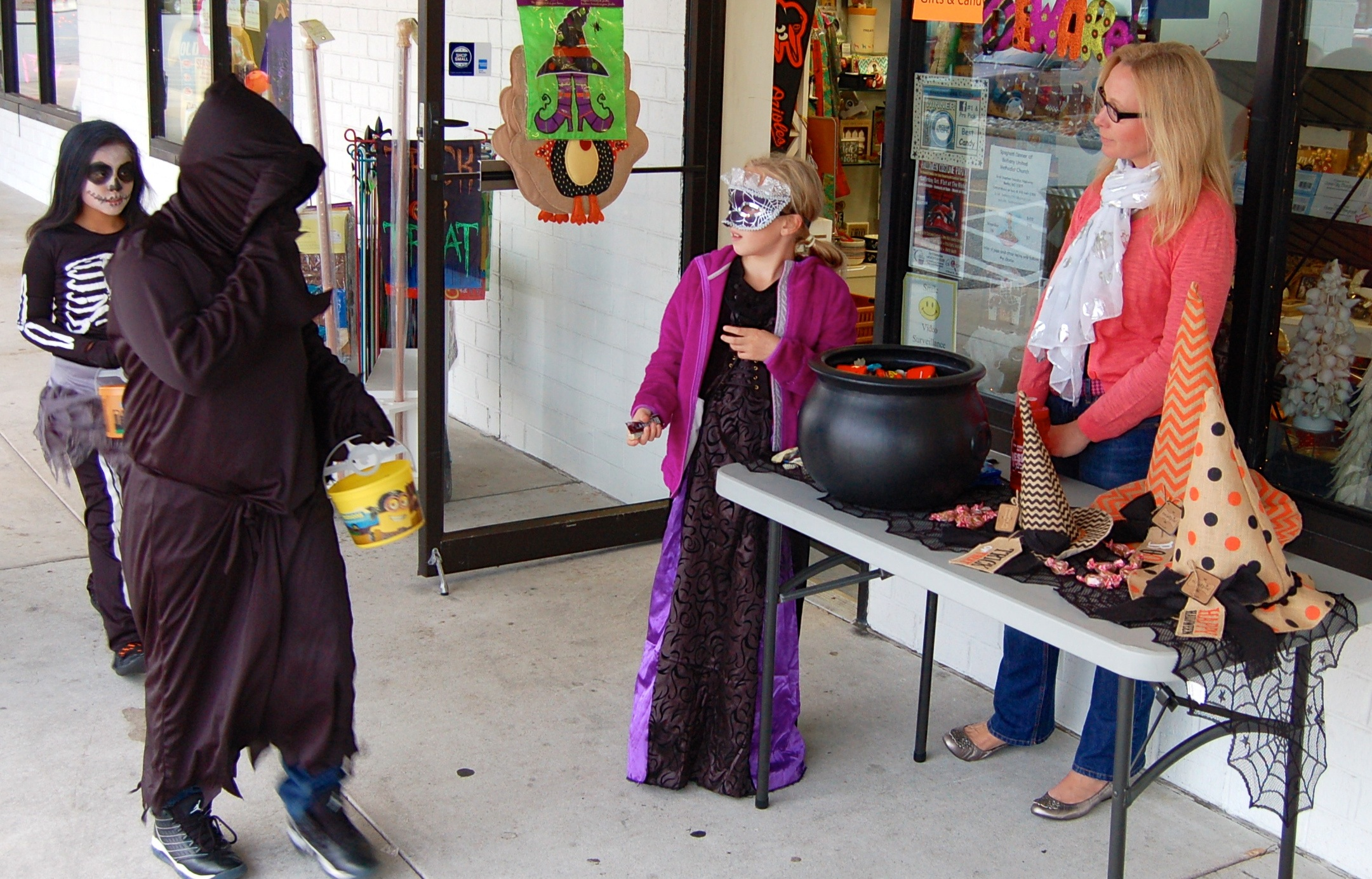 Annual Trick Or Treating Event Returning To White Marlin Mall For