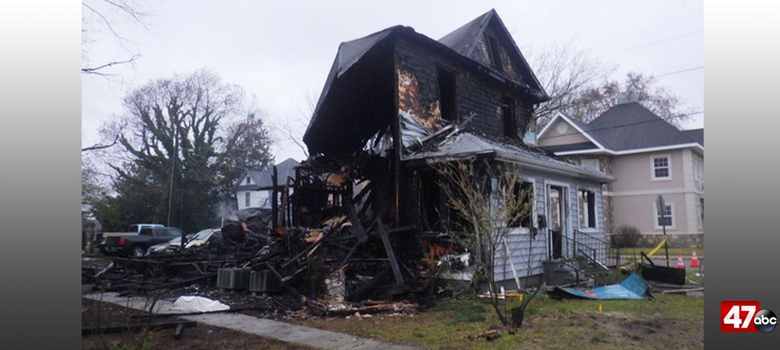 1280 Delmar New Fire