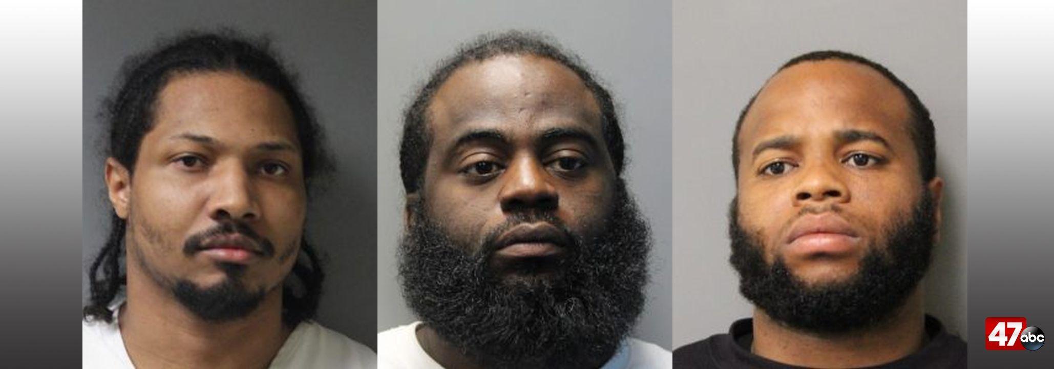 1280 Georgetown Drug Arrest