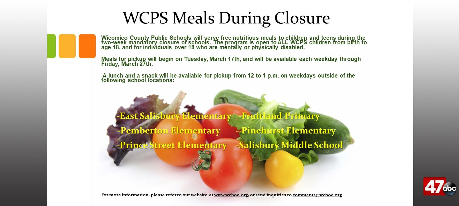 1280 Wico School Meals