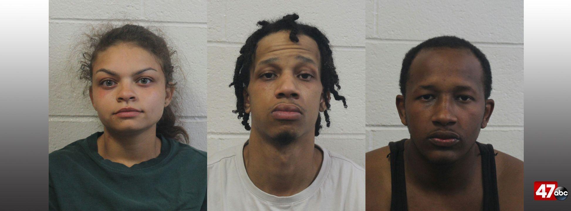 1280 Wicomico Arrest