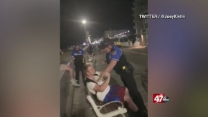 Arrest With Use Of Force