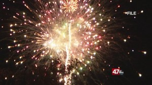 Firework Safety And Legality