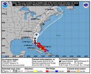 Hurricanepath
