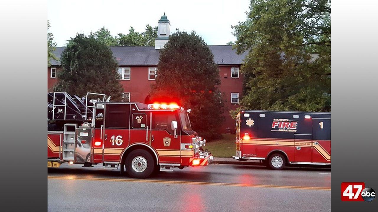 1280 Glen Ave Fire