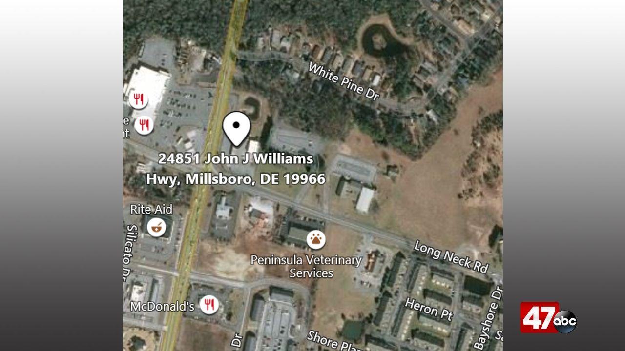 1280 Millsboro Robbery Dash In