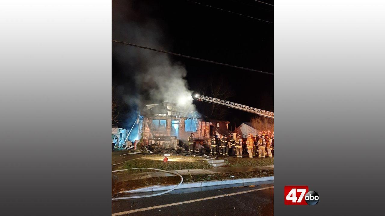 1280 Sudlersville Fire New