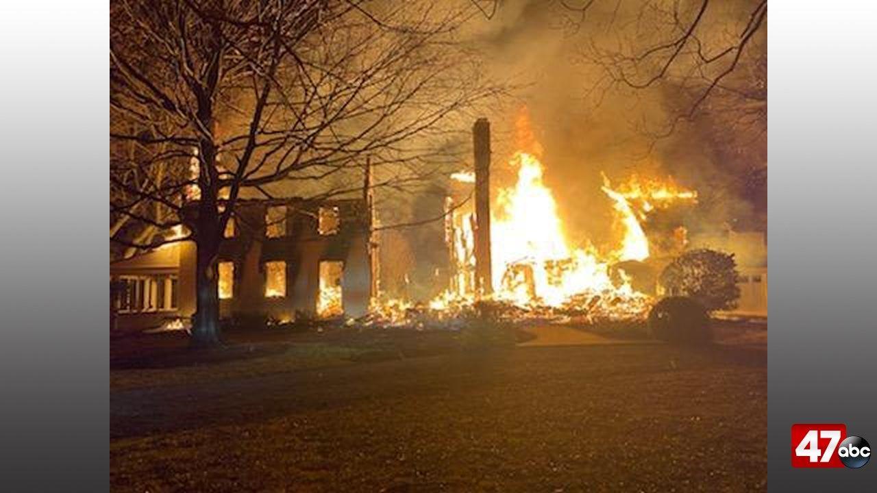 1280 Royal Oak Fire