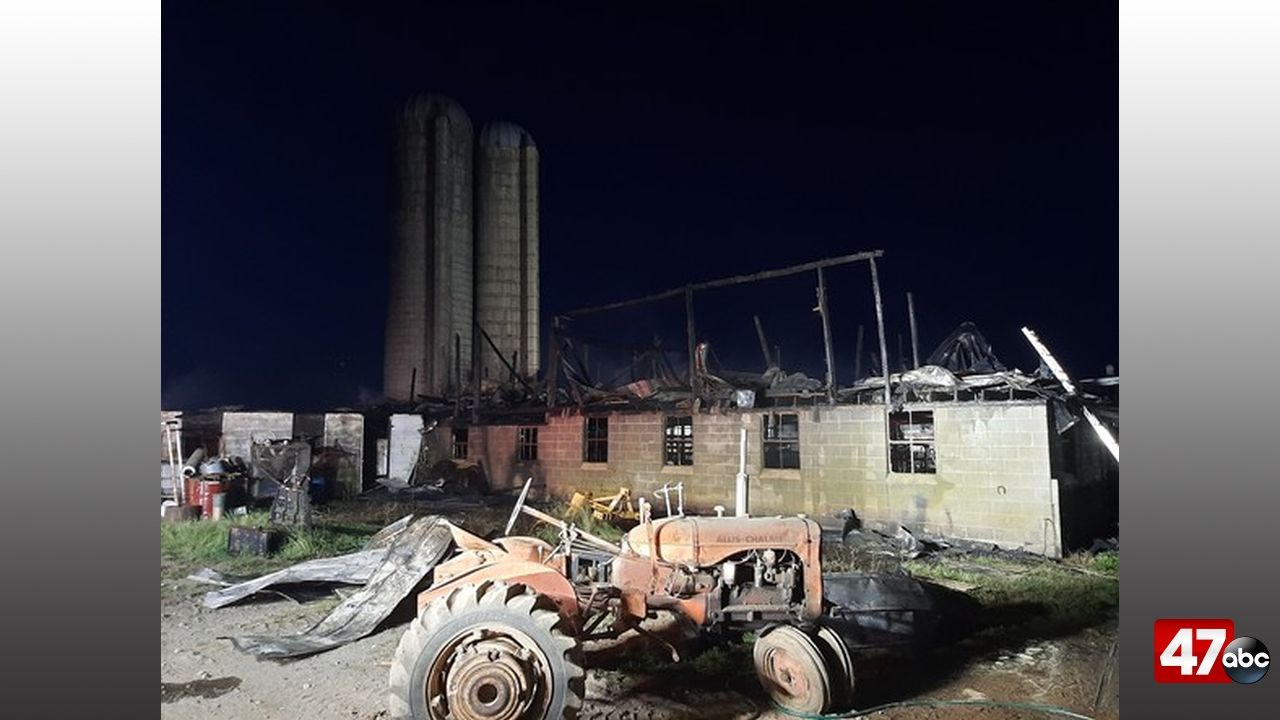 1280 Barn Fire