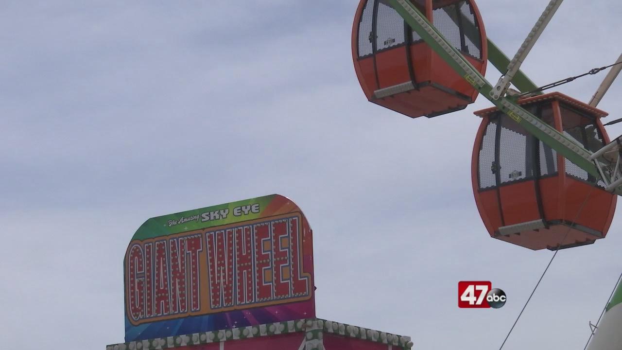 Ferris Wheel Violation