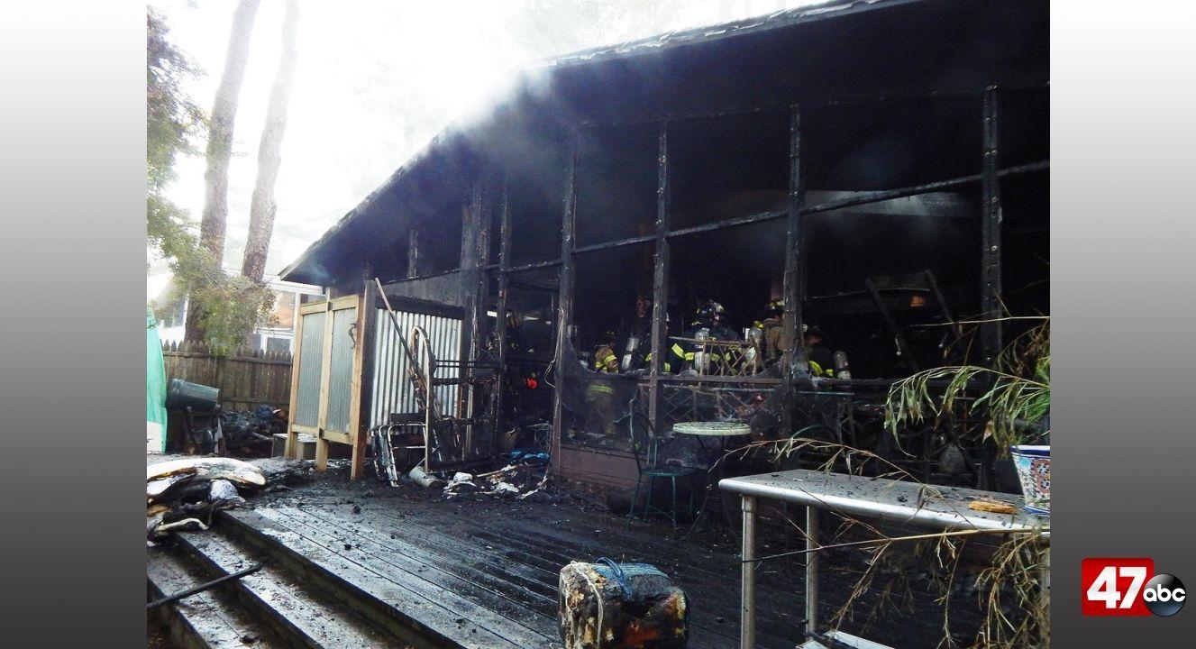 1280 Dewey Fire